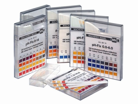 MN pH Indicator